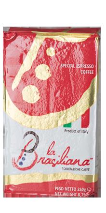 Caffè Qualità Rosso gemahlen