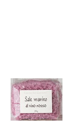 Sale Marino al vino rosso