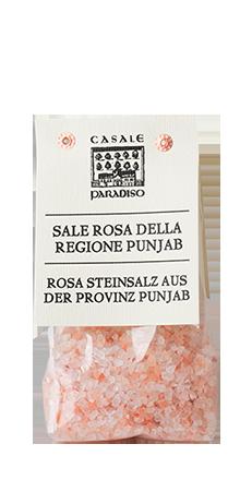 Rosa Kristallsalz