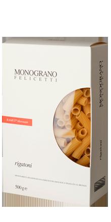 Rigatoni Monograno Kamut