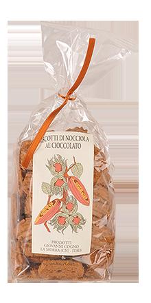 Biscotti Nocciola e Cioccolato