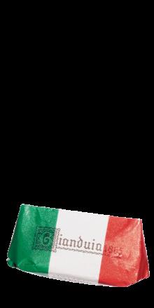 Gianduiotto tricolore 1 St.