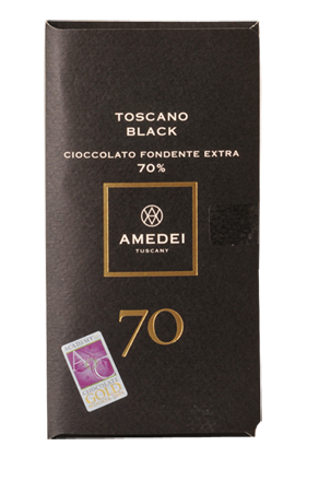 Toscano Black 70% Kakao