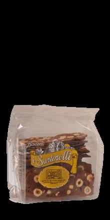 Biscotti Sartorelli Kakao-Haselnuss