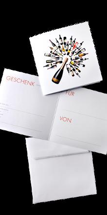 Geschenk-Gutschein 150 €