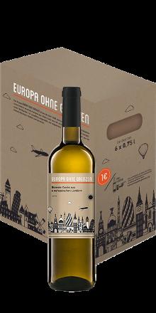 EUROPA OHNE GRENZEN WEISS 2015 BIO im 6er-Karton