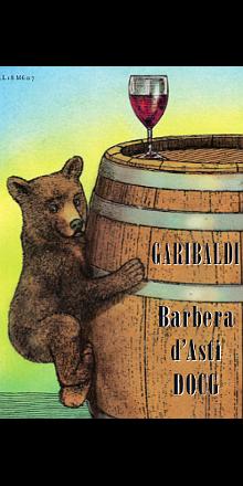 6 Flaschen Barbera d' Asti DOCG GARIBALDI 2016