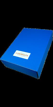 Geschenkkarton azzurro 2er