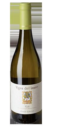 Pinot Grigio Collio DOP Vigna del Lauro 2016