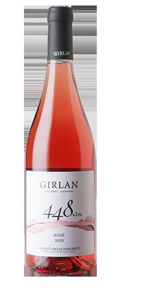 Cuvée Rosé IGT 448 s.l.m. 2020