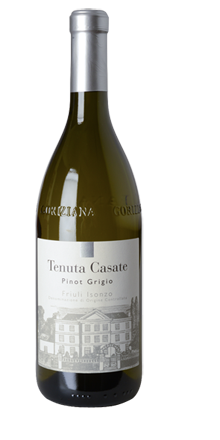 Pinot Grigio Friuli Isonzo DOC 2017