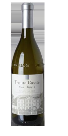 Pinot Grigio Friuli Isonzo DOC 2018