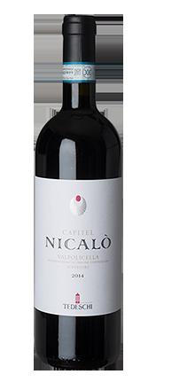 Valpolicella Superiore DOC Cap. dei Nicalò 2016