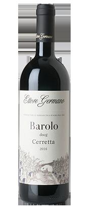 Barolo DOCG Cerretta 2016