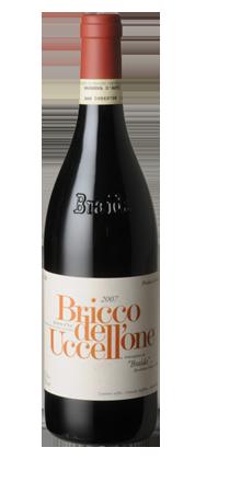 Barbera d´Asti DOCG Bricco dell´ Uccellone 2015