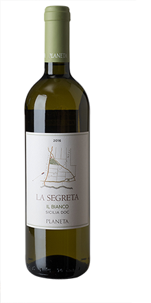 Sicilia Bianco DOC La Segreta 2017