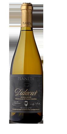 Sicilia Menfi Chardonnay DOC Didacus 2015