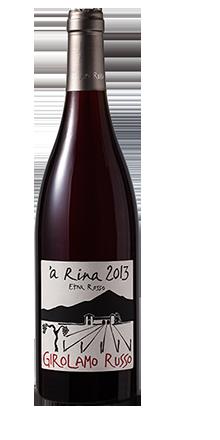 Etna Rosso DOC à Rina 2016