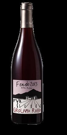 Etna Rosso DOC Feudo 2016