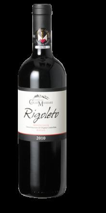 Montecucco Rosso DOC Rigoleto 2015
