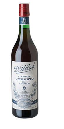 Vermouth Umberto Rosso Superiore Dr. Ulrich