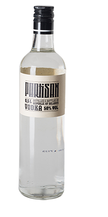 Partisan Vodka 50%