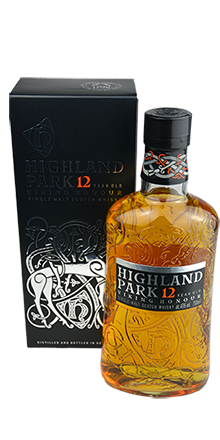 Highland Park 12 y.o. Single Malt Scotch Whisky