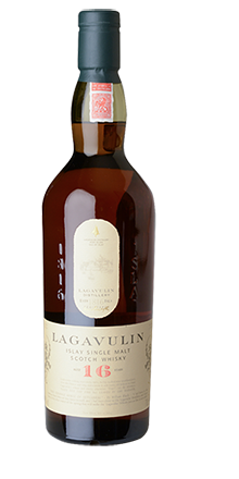 Lagavulin 16 y.o. Islay Single Malt Scotch Whisky