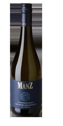 Chardonnay & Weißburgunder QbA trocken 2016
