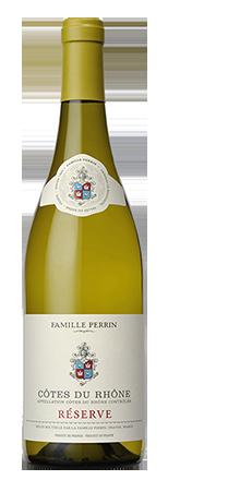 Côtes du Rhône Blanc AOC Réserve Perrin 2018