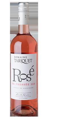 Côtes de Gascogne IGP Rosé de Pressée 2019