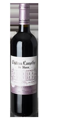 Côtes de Bordeaux AC 2014