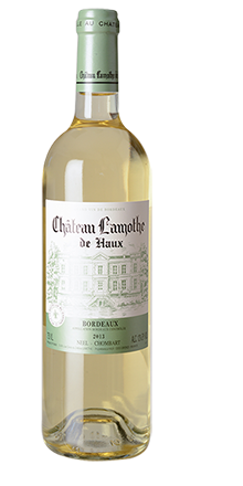Château Lamothe Bordeaux blanc AC 2018
