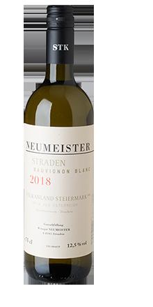 Sauvignon Blanc Straden 2018