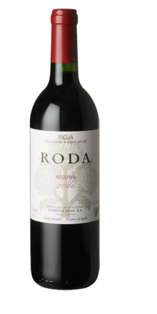 Rioja DOCa Reserva RODA 2012