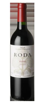 Rioja DOCa Reserva RODA 2015