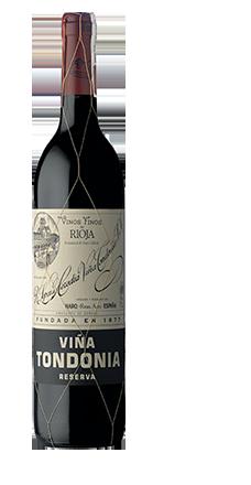 Rioja DOCa Reserva Vina Tondonia Tinto 2006
