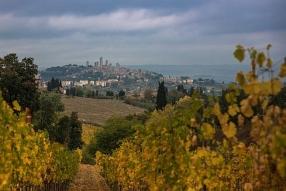 Weinreise: Toskana