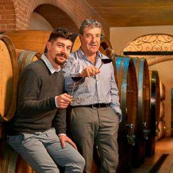 Angelo und Stefano Ferrio (v.r.)
